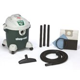 8 Gallon 3.0 Peak HP Quiet Plus Wet / Dry Vacuum