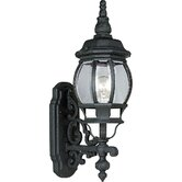 Onion Outdoor Wall Lantern