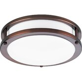 Circuline 1 Light Flush Mount
