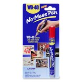 WD-40 Pen, No Mess, .26 oz., No Odor, Leak/Dry Out Proof