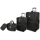 Westchester 4 Piece Luggage Set
