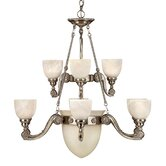Vanderbilt 10 Light Chandelier