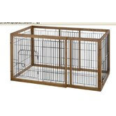Expandable Pet Pen in Autumn Matte Finish