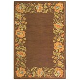 Berkeley Brown Country & Floral Rug