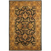 Heritage Dark Green/Gold Rug