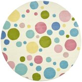 Soho Pastel Circle Kids Rug