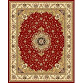 Lyndhurst Red Rug