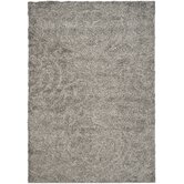 Florida Shag Light Grey/Beige Rug