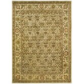 Antiquities Garden Panel Gold Rug