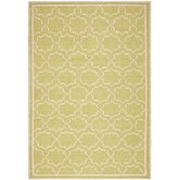 Dhurries Light Green/Ivory Rug