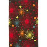 Soho Brown/Multi Fireworks Rug