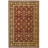 Persian Court Red/Black Rug