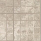 "Pavin Stone 12"" x 12"" Mosaic Tile in Gray Flannel"