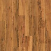 Carrolton Plus 8mm Caramel Spalted Maple Strip Laminate with Attached Pad