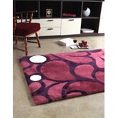 Shortwool Design Baroque Merlot Rug