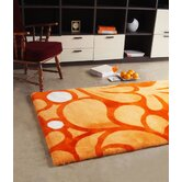 Shortwool Design Baroque Mango Rug