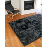Shortwool Design Orbit Black Rug