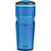 16 Oz Easy Grip Tumbler in Blue