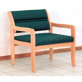 Valley Bariatric Guest Chair- Designer Fabric