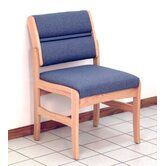 Valley Standard Leg Guest Chair- Designer Fabric