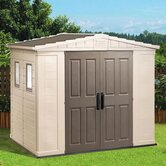 Apex Resin Storage Shed