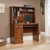 "Camden County 43.5"" W Computer Desk with Hutch"