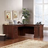 Palladia L-Shaped Desk