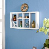 "Theda 24"" Display Shelf in White"