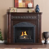 Arranmore Slate Gel Fuel Fireplace