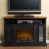 "Fox 50"" TV Stand with Electric Fireplace"