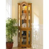 Kennedy Curio Cabinet