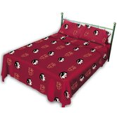 Florida State University Printed Sheet Set in Solid