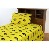 Iowa Printed Sheet Set in Solid