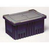 Conductive Dividable Grid Storage Container Small Snap Covers
