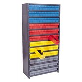 "Closed Shelving Storage Units (12"" D & 18"" D)"