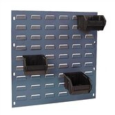 Conductive Flat Louvered Panels