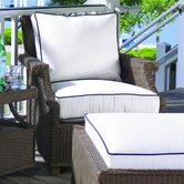 Hamptons Deep Seating Arm Chair