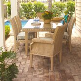 Hamptons 7 Piece Dining Set