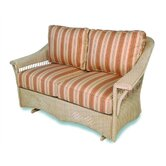 Nantucket Loveseat Glider with Cushions
