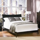 Milano Platform Bed