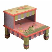 Magic Garden Step Stool