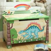 Dinosaur Kingdom Children's Toy Box