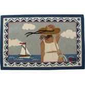 Summer Day Novelty Rug