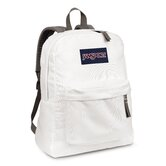 SuperBreak Backpack in White