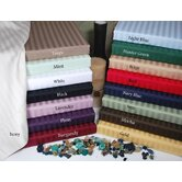 300 Thread Count Egyptian Cotton Stripe Pillowcase Set