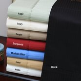 800 Thread Count Egyptian Cotton Stripe Pillowcase Set