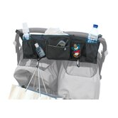 Bottles 'N Bags Double Wide Stroller Organizer