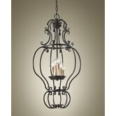 Barnaby 6 Light Chandelier