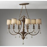 Clarissa 6 Light Chandelier