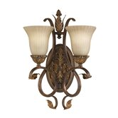 Sonoma Valley  Wall Sconce in Aged Tortoise Shell